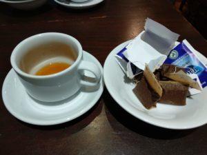 Der Tag beginnt mit Tee ...