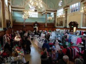Christmas Fair, Chelsea Old Town Hall