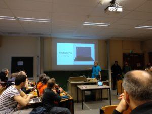 ToDo/2eval: Pinebook Pro.