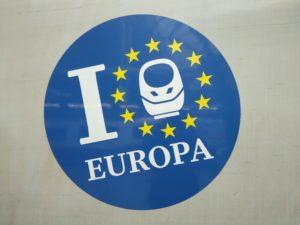 Bahn für Europa / Spoor voor Europa / Rail pour l'Europe