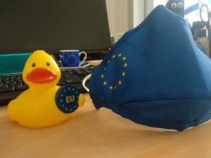 EU Mask – together against Corona