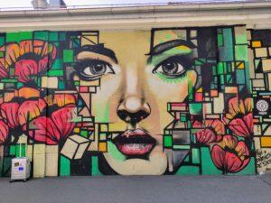 Street Art vom Künstler Dario De Siena.