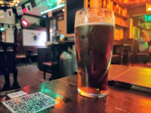 Newcastle Brown Ale, James Joyce.