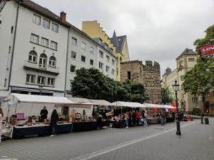 Rhein-Antik Markt Bonn.